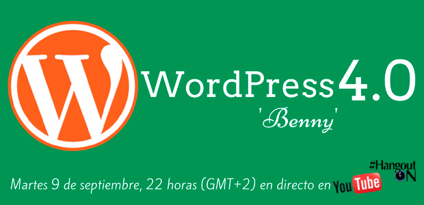 WordPress4.0_evento_HangoutON_www.hangouton