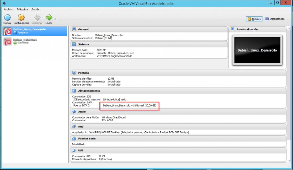 Resize a Virtual Machine Disk in VirtualBox-01