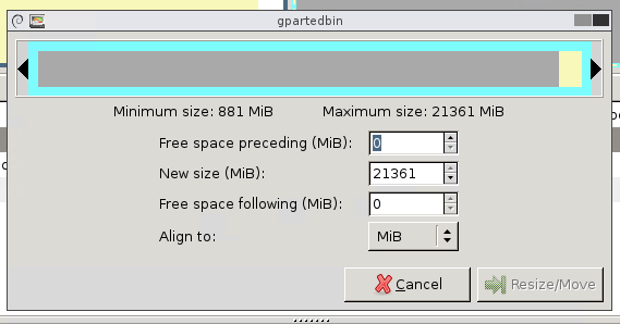 increase-a-ext4-partition-with-gparted-12
