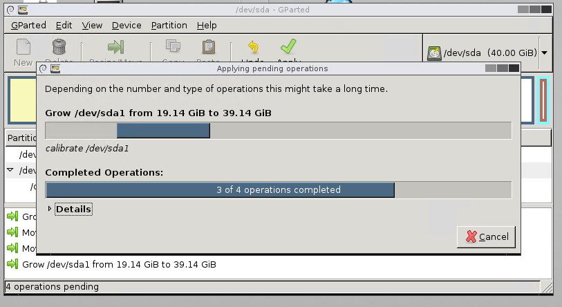 increase-a-ext4-partition-with-gparted-19