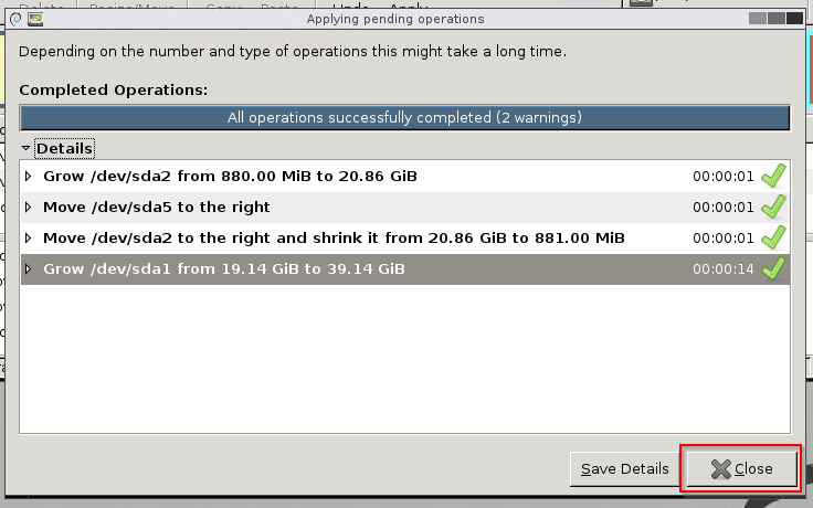 increase-a-ext4-partition-with-gparted-20